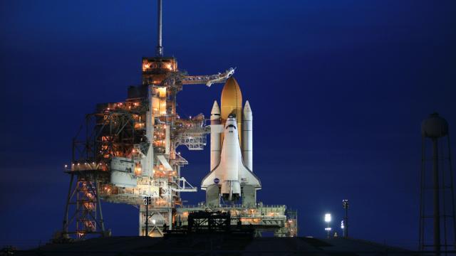 火箭上天前的最后一段里程由它运送