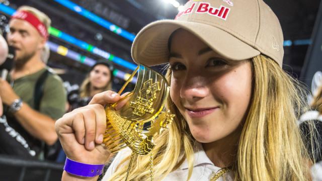 史上最小滑板冠军,她几天后才13岁