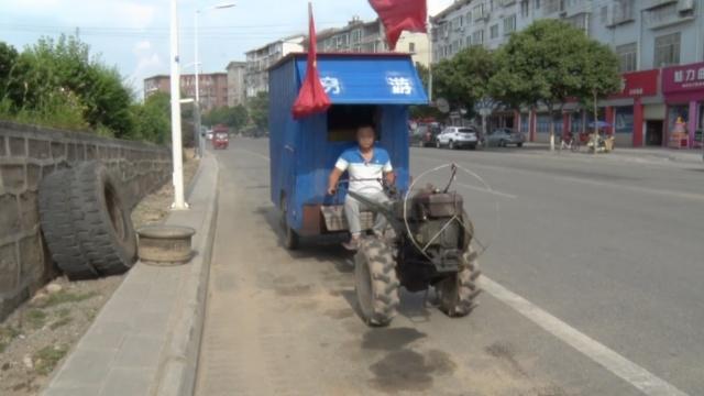拖拉机改房车,他们想用5个月去珠峰