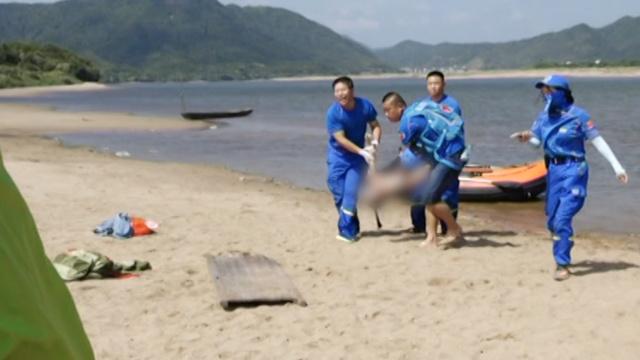 她携夫回娘家游泳,丈夫和2侄女溺亡