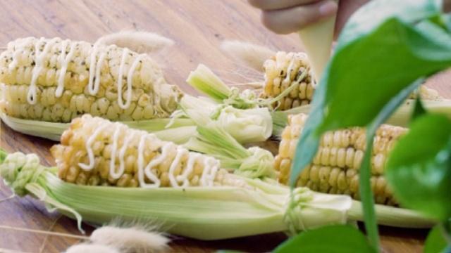 从小吃到大的烤玉米,你会不喜欢?