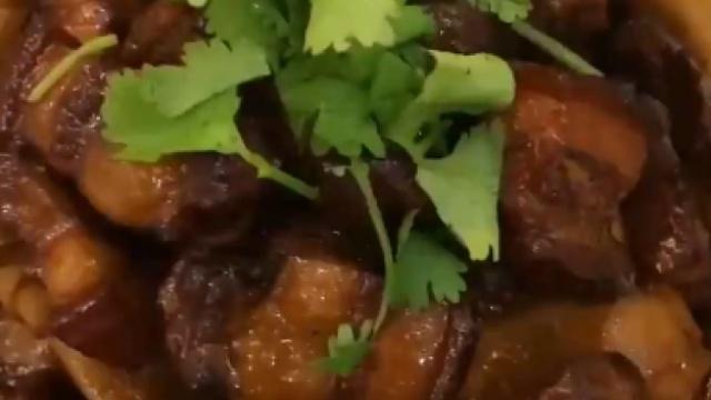 红烧肉教程,简单的做法