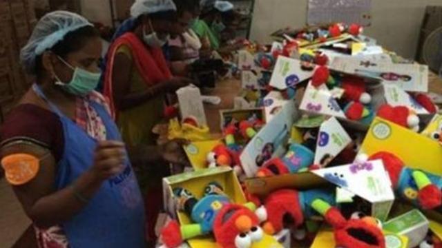 印度开始抵制中国货