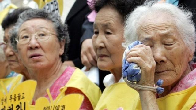 捍卫慰安妇真相,韩国人一直在战斗