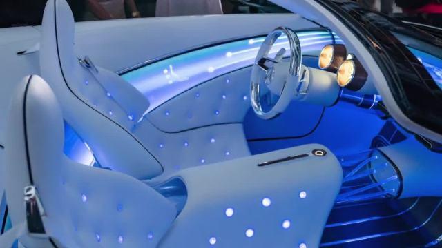 奔驰最新概念车,一睹为快!
