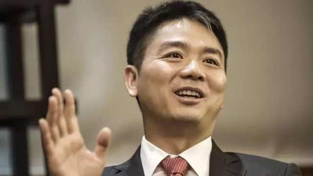 刘强东:我的创业天赋来自家族遗传