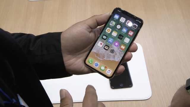 iPhoneX上手,国行顶配售价9688元