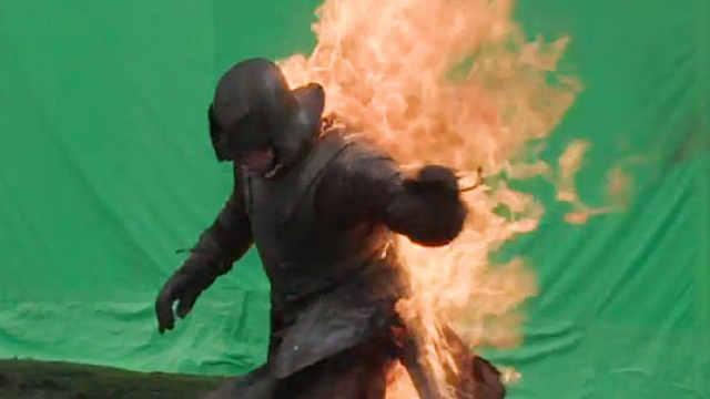 《权力的游戏》特效大揭秘之龙焰