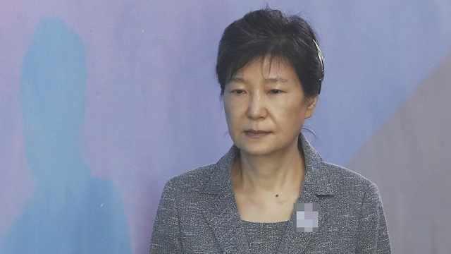朴槿惠拘留期将满,检方再请逮捕令