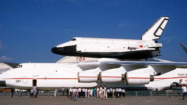 世界最大运输机将在中国生产