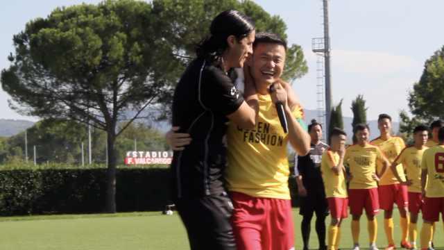 被骗也不放弃!意大利华裔的足球梦