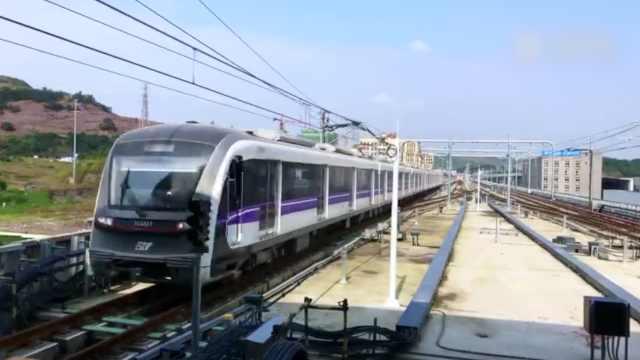 轨道10号线探秘:T3航站楼站将完工