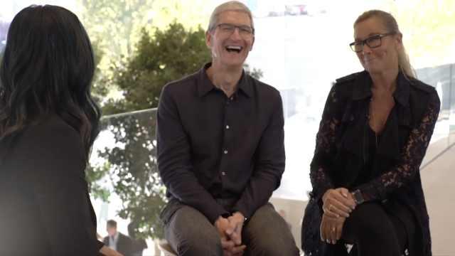 库克之后谁做苹果CEO?答案揭晓…