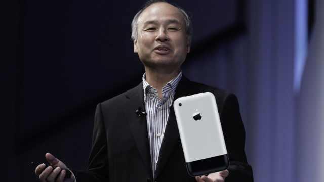 日本首富:首次见iPhone差点尿裤子
