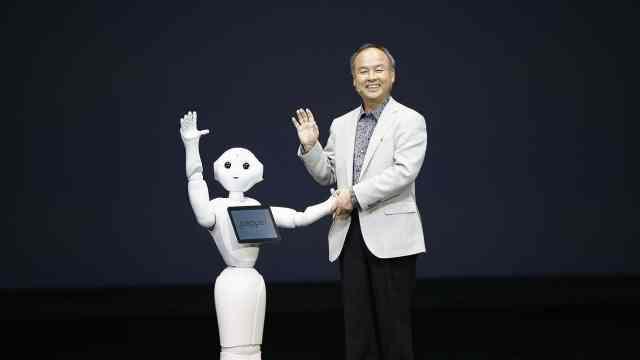 日本首富:30年后机器智商百倍人类