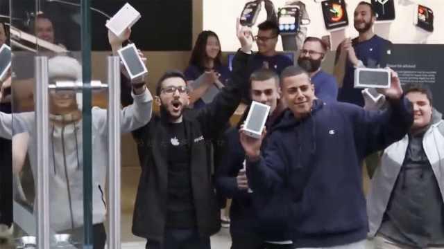 iPhone X开抢了!看这个最强攻略