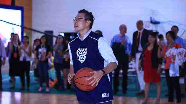 马云背后的男人买下NBA球队篮网