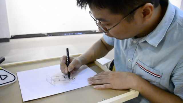 钢笔手绘福建!他3年画百幅濒危建筑