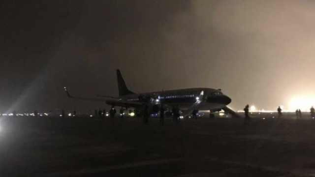 南航航班万米高空报火警,紧急备降
