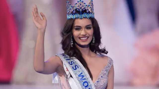 世界小姐总决赛落幕,印度小姐夺冠