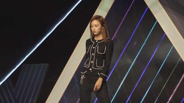 满屏漂亮小姐姐!SNH48走了场大秀