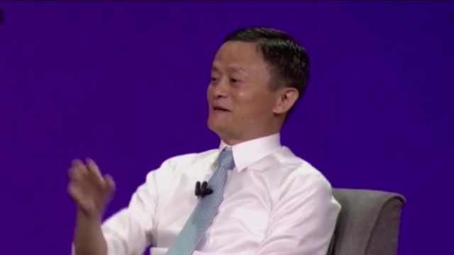 2分钟视频:马云为什么创立了淘宝