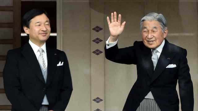明仁退位,下一任日本天皇将是谁?