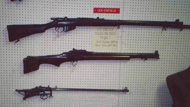 无托枪≠冷战产物!百年前的丑祖宗