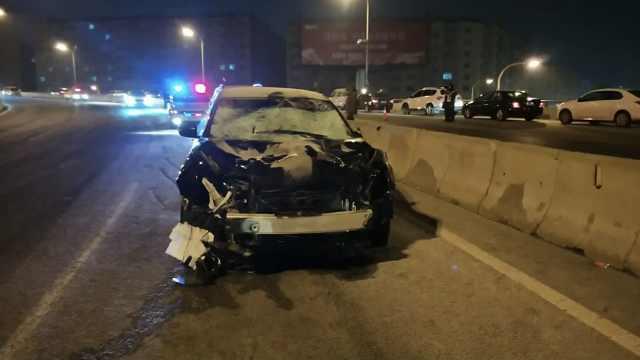 司机醉驾,已致哈尔滨5名环卫工身亡