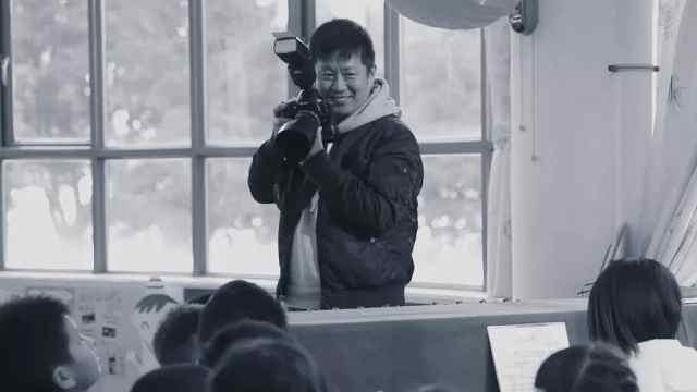 摄影师陈军:芳华易逝,记录光阴