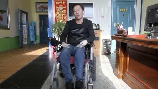 首例核辐射案受害者,四肢仅剩右臂