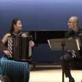王寒之纽约音乐会,手风琴演绎童话