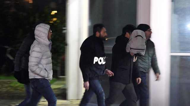 意警方捣毁华人黑手党:28人被捕
