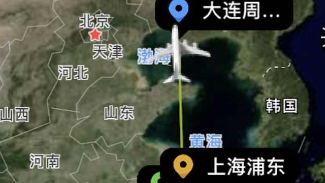 起飞后遇故障!一航班备降浦东机场