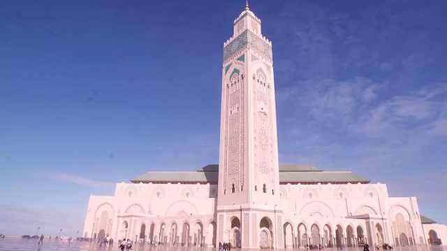 一条来自摩洛哥的祝福