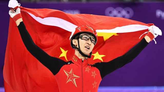 中国首金!武大靖连破世界纪录夺冠