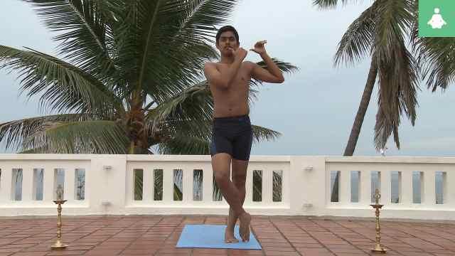 印度古式瑜伽教学:克利须那式