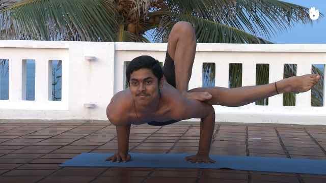 印度古式瑜伽教学: 摩柯迦叶式
