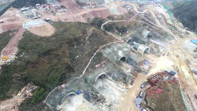 马化腾贵州挖山洞,要建个数据中心