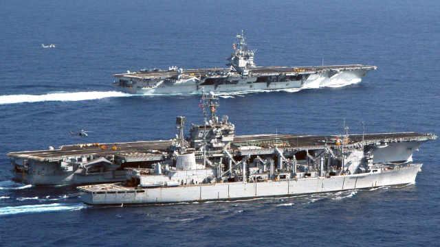 英媒:中国要造核动力航母
