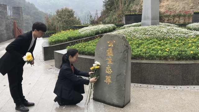 重庆推公益生态葬,贫困群体可免费
