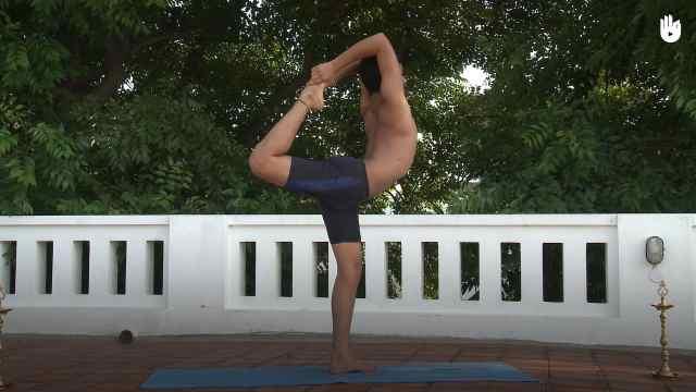 印度古式瑜伽教学:舞王式