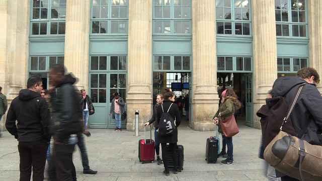 停摆3个月:法国人将无火车可坐