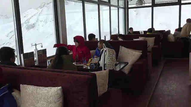 世界最高的咖啡馆竟然建在四川
