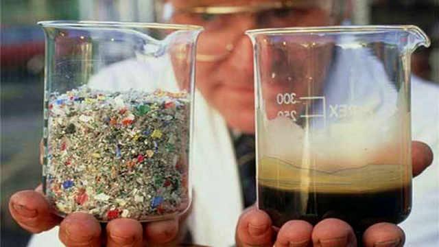 日本黑科技,能讓垃圾變原油再利用