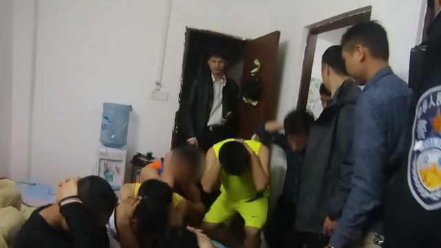 一网络诈骗团伙被捣毁,刑拘16人