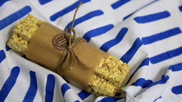 爆米花脆条:把心思花在包装上