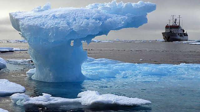 南北极冰川全部融化海平面反而下降