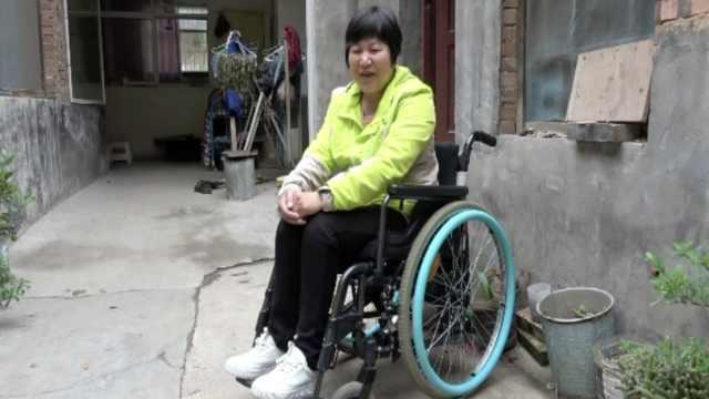 20岁高位截瘫,她写12万字自传小说