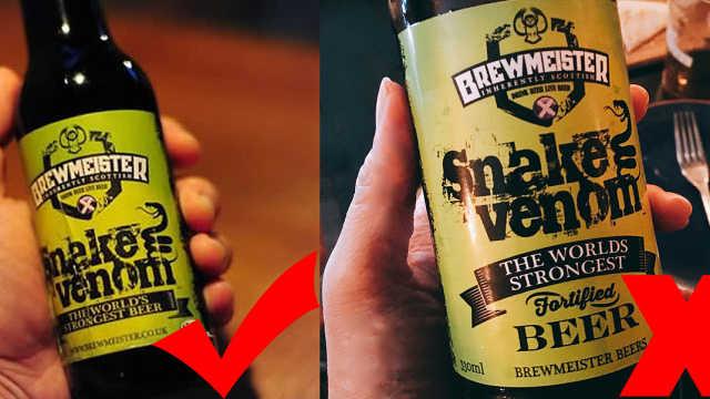 全球度数最高的啤酒,半瓶就能喝倒